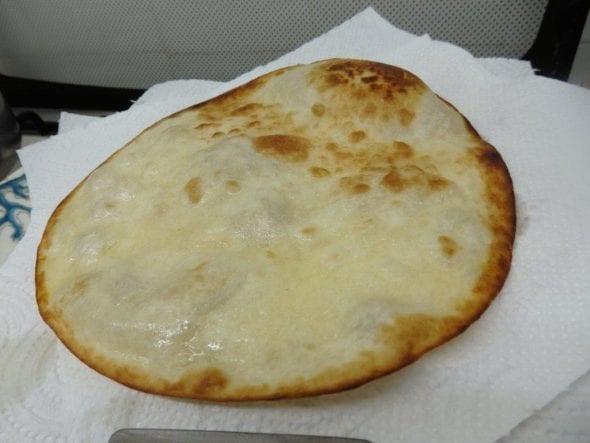 Tortilhas com Ovos Mal Mexidos