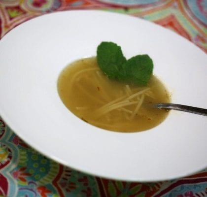 sopa do cozido à portuguesa - Sopa do Cozido à Portuguesa