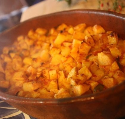 batatas assadas no forno Batatas Assadas no Forno Batatas Assadas no Forno 8 420x400