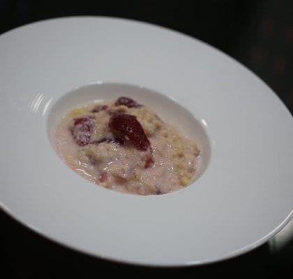 sopa doce de morangos - Sopa Doce de Morangos