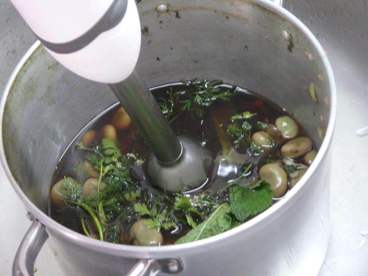 sopa em creme de favas Sopa em creme de Favas Sopa em creme de Favas 15