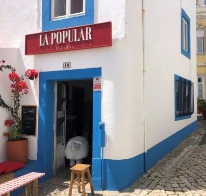 - La Popular – Taberna de tapas na Ericeira