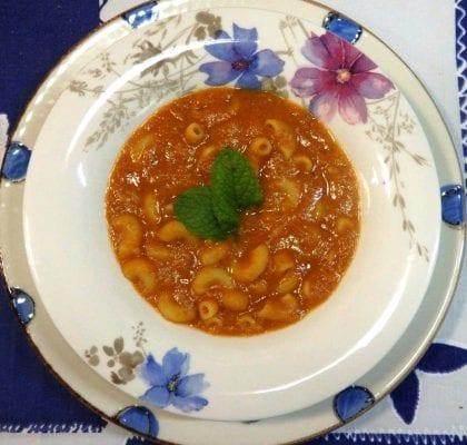 sopa de lulas - Sopa de Lulas