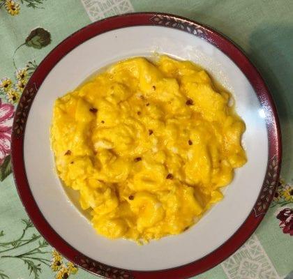 Ovos mexidos com piripiri Ovos mexidos compiripiri 2 420x400