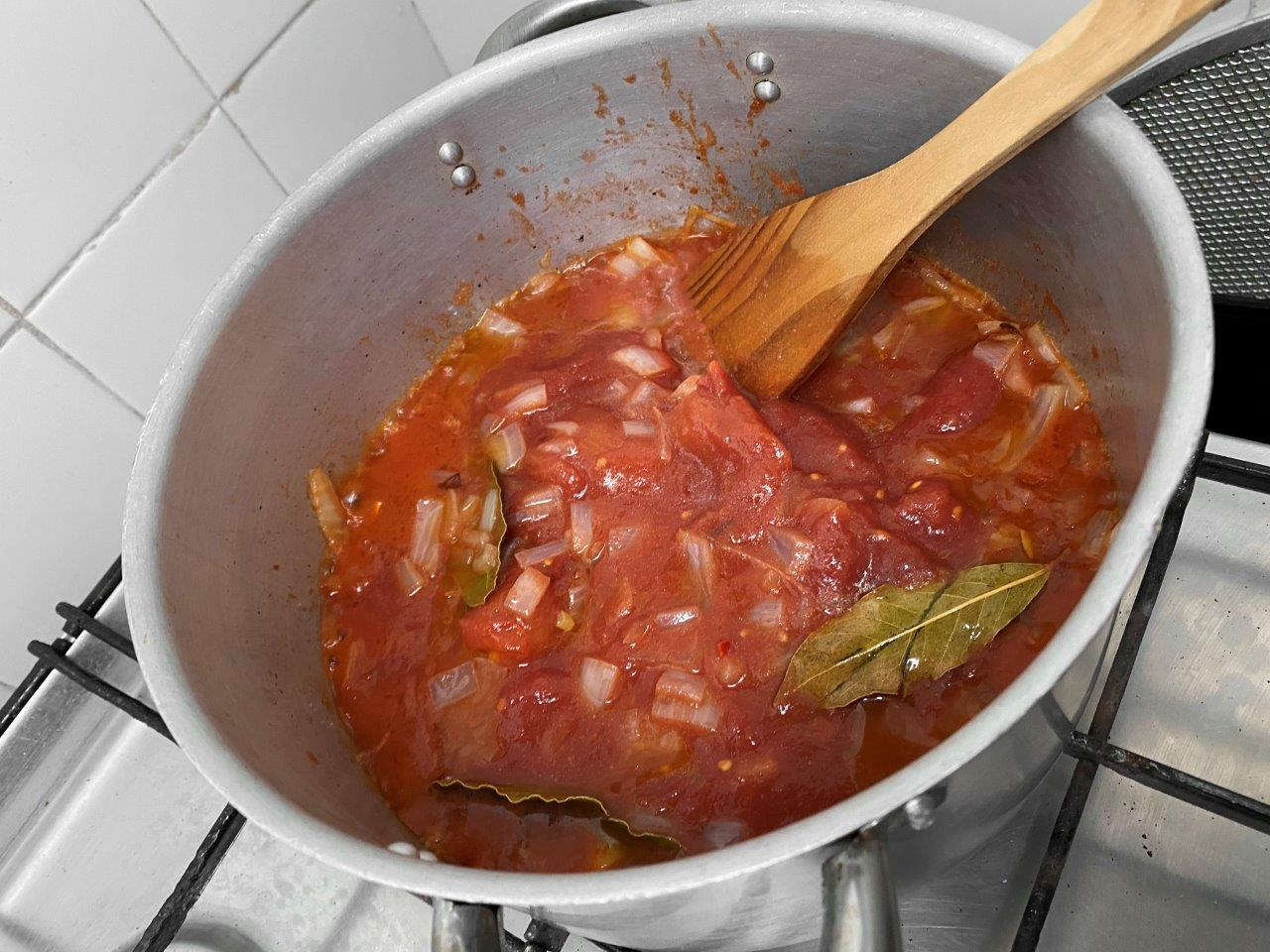 Arroz de tomate cremoso Arroz de tomate cremoso 1