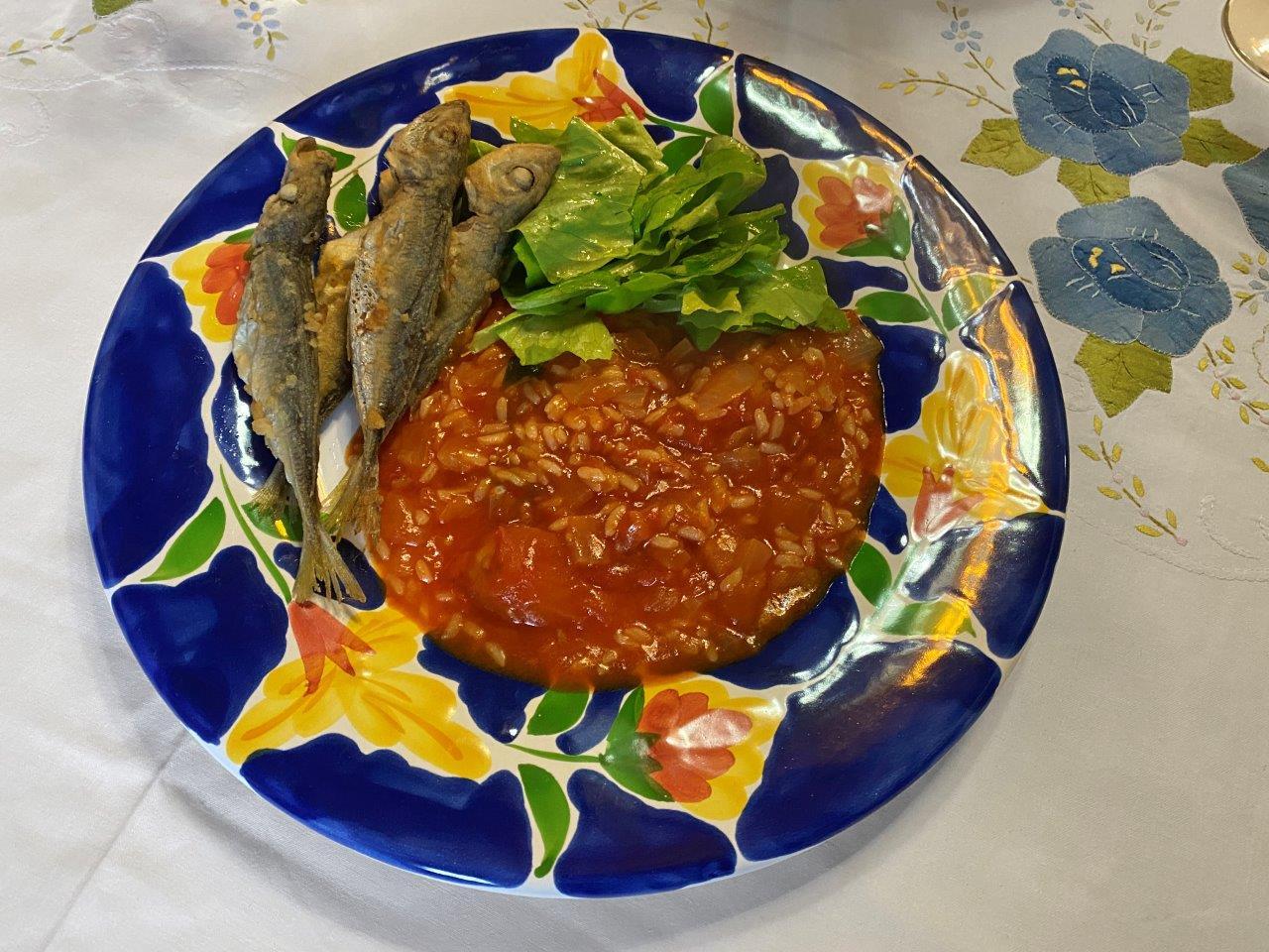 Arroz de tomate cremoso Arroz de tomate cremoso 6