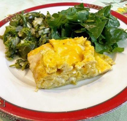 omelete de queijo - Como fazer uma omelete de queijo