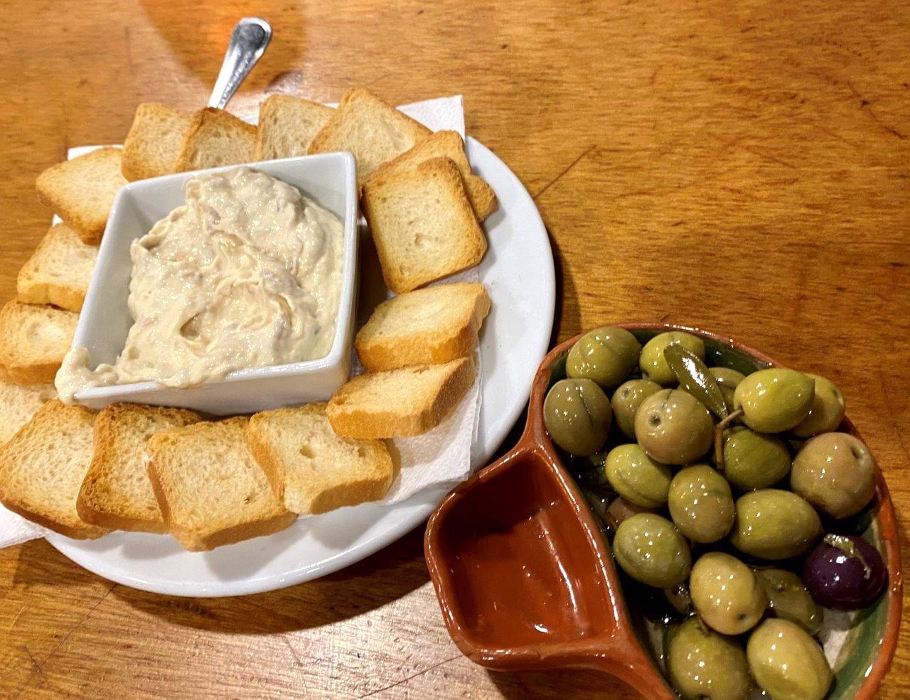 Um jantar no Restaurante Aloendro em Reguengos de Monsaraz Aloendro 2