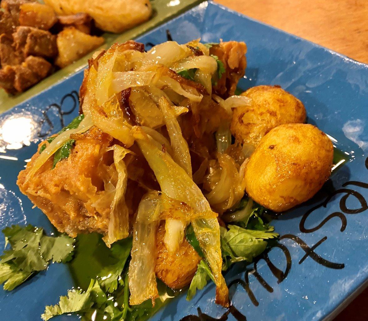 Um jantar no Restaurante Aloendro em Reguengos de Monsaraz Aloendro 7