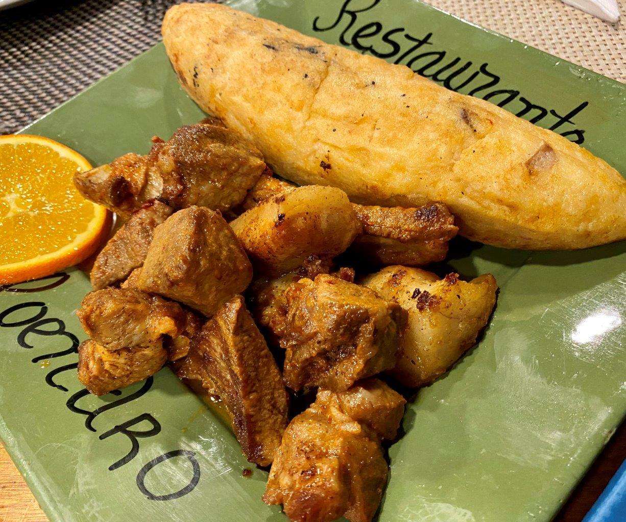 Um jantar no Restaurante Aloendro em Reguengos de Monsaraz Aloendro 8