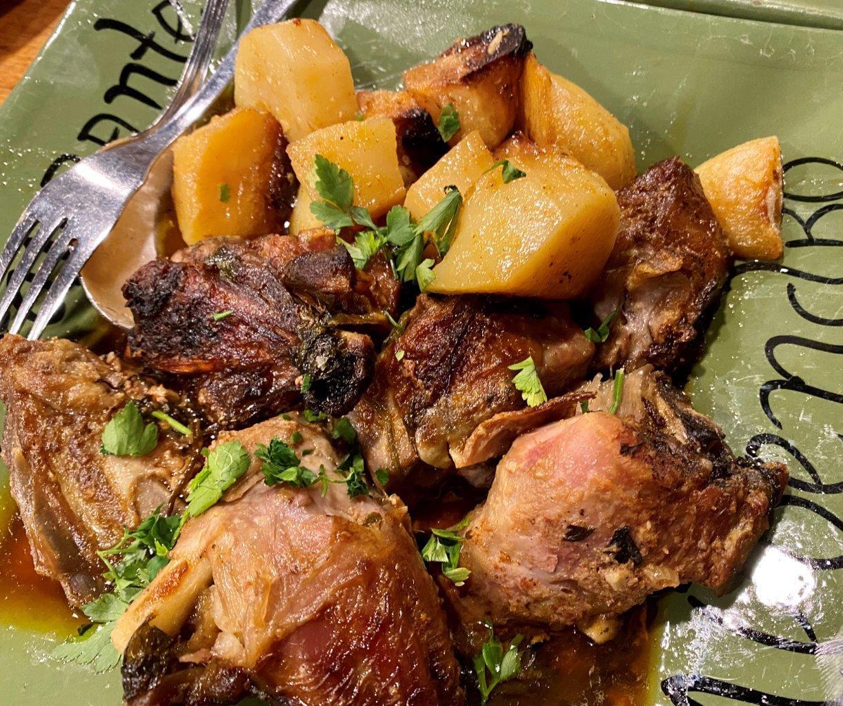 Um jantar no Restaurante Aloendro em Reguengos de Monsaraz Aloendro 9