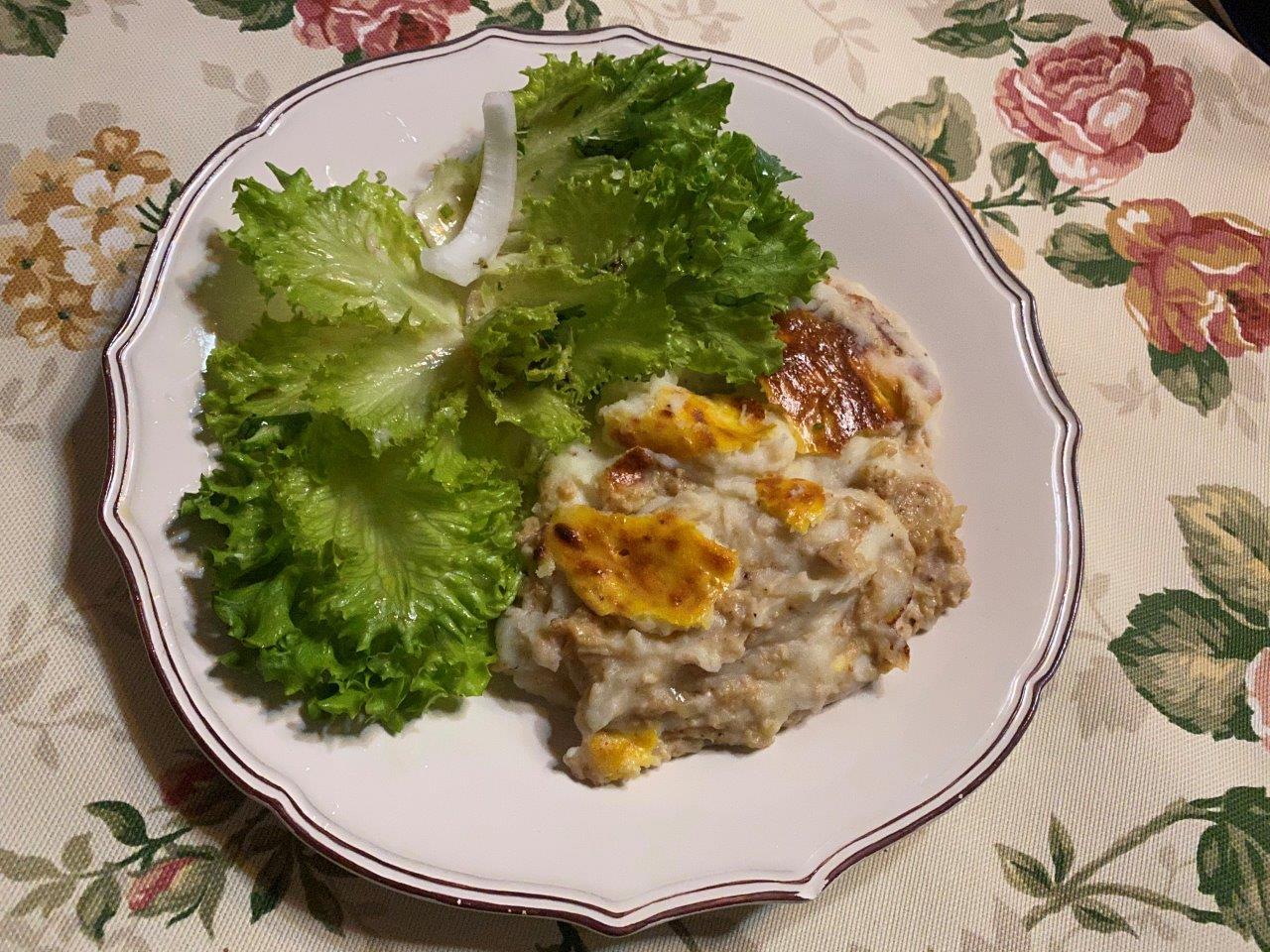 Empadão de frango com salada empadão de frango Empadão de frango Empadao 10
