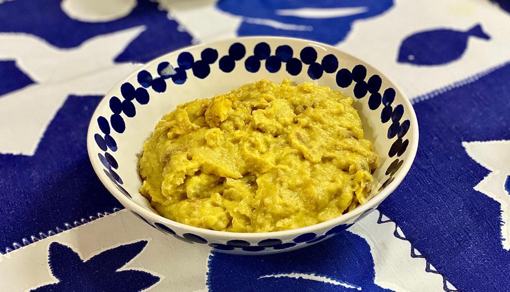 açorda - Açorda de alhos com ovos